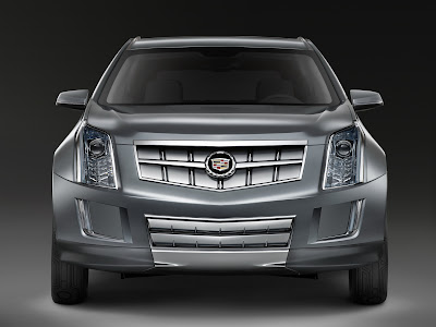 CadillacPRV 03 Cadillac Provoq Compact Fuel Cell SUV Concept Photos