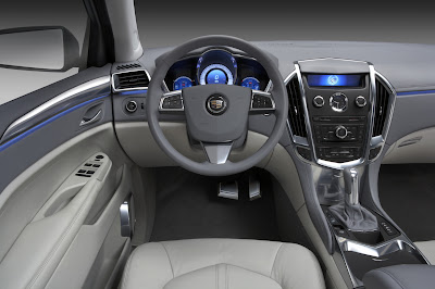 CadillacPRV 10 Cadillac Provoq Compact Fuel Cell SUV Concept Photos