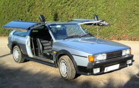 Volkswagen Scirocco Rally. a 1988 Volkswagen Scirocco