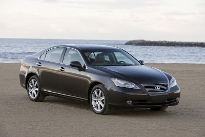 LXUSPBEV 2014 Chicago Show: Lexus ES 350 & RX 350 Pebble Beach Editions