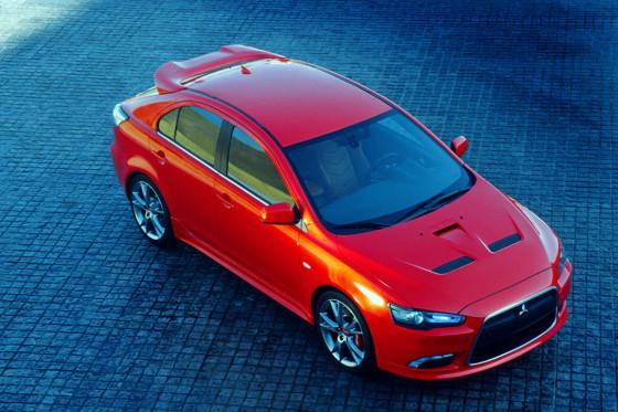 MitsPRT S 5 Mitsubishi Lancer Prototype S Concept: Pre Production Lancer Ralliart Hatch Pics Leaked