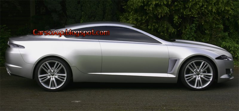 2018 jaguar xj coupe. modren 2018 exclusive jaguar xfc coupe concept heading for 2008 beijing auto show on 2018 jaguar xj coupe