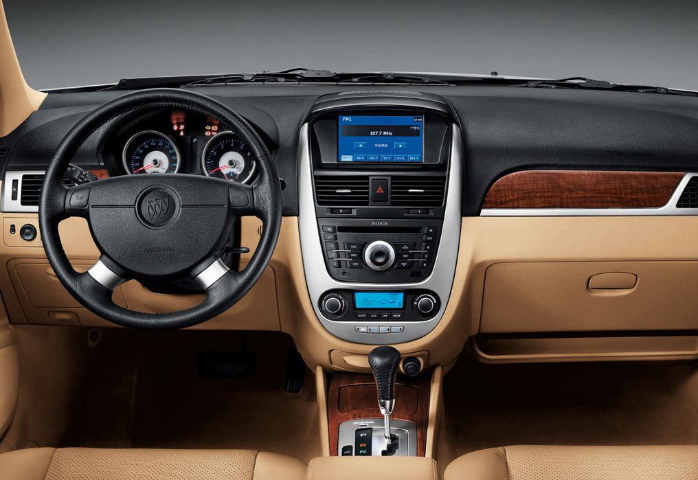 Buick Excelle Reviews, Specs
