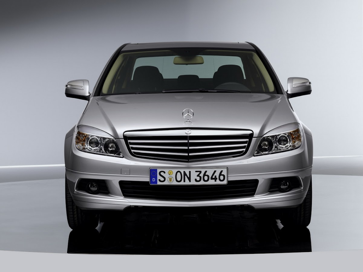 2008 mercedes benz c class official press release full picture gallery