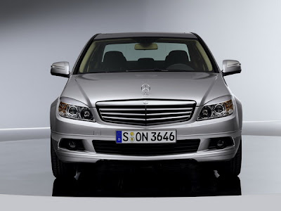 Carscoop Mercedes 1 resize US Mercedes C Class to get distinct styling from its Euro counterpart