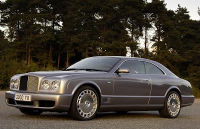 CarscooP Brooklands 0  Bentley Brooklands Coupe Photos