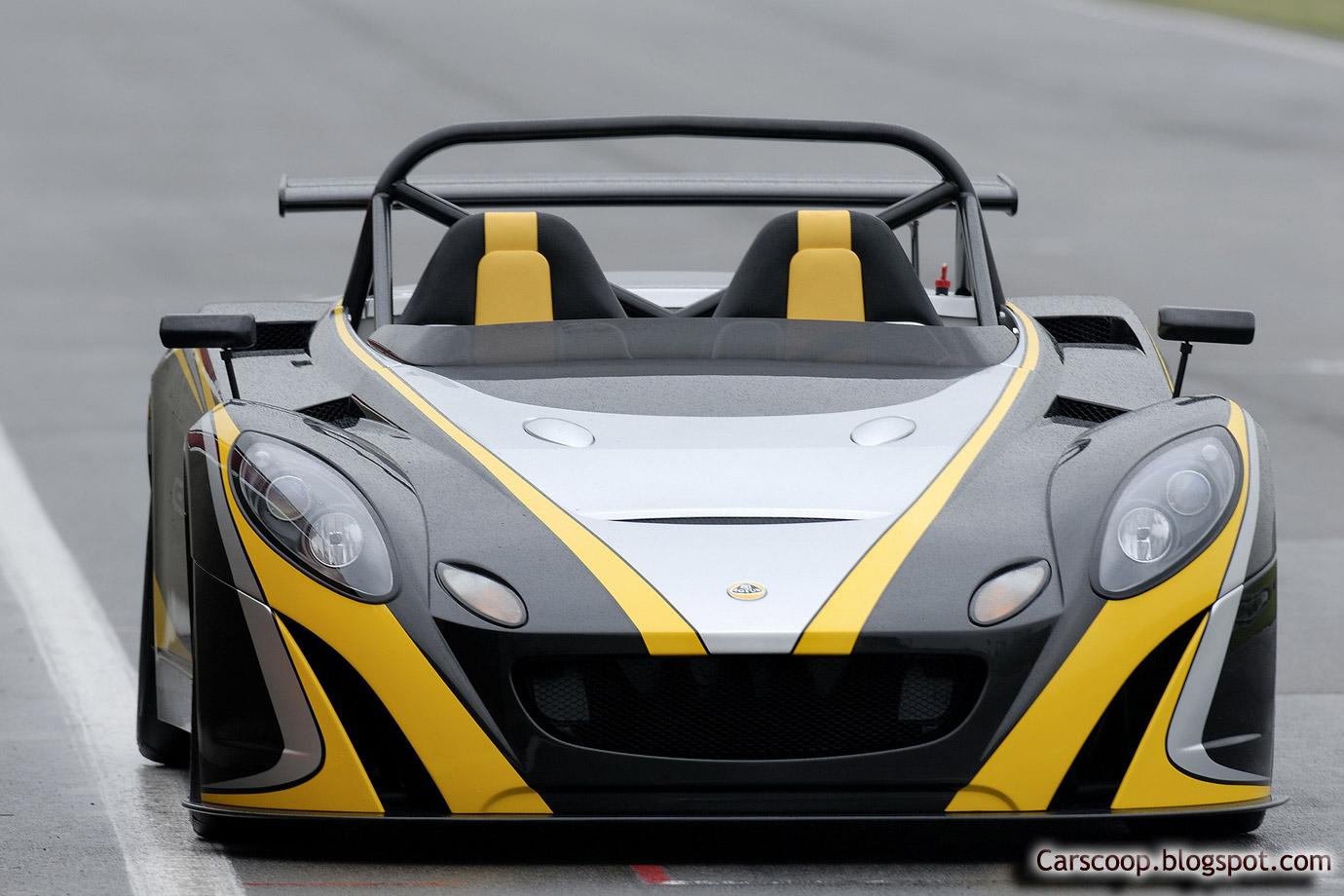 Carscoop Lotus 2 Eleven 7 Lotus 2 Eleven: 255Hp & 670kg Elise track version to debut at Geneva