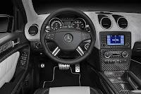 Carscoop BrabusML 13 Brabus Mercedes ML 63 Widestar