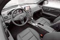 Carscoop MBC CLass08 21 New York Preview 2008 Mercedes C Class US Spec