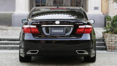 Carscoop LS460 F 2 Fabulous (...) Lexus LS460