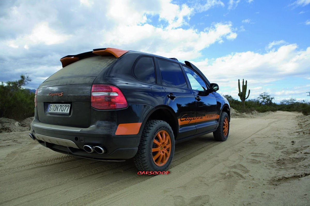 As for the transsyberia s appearance porsche designers handed the cayenne s transsyberia 2007 a sort of carrera gt3 rs with all that clock work orange