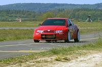 Carscoop BriskFabia 8 Skoda Fabia Coupe With A 500Hp 2.0TFSI Engine