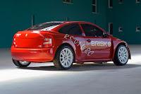 Carscoop BriskFabia 12 Skoda Fabia Coupe With A 500Hp 2.0TFSI Engine