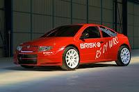 Carscoop BriskFabia 19 Skoda Fabia Coupe With A 500Hp 2.0TFSI Engine