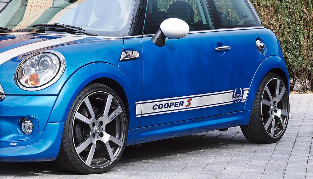 Carscoop ACS Mini2007 12 AC Schnitzer MINI Cooper S R56