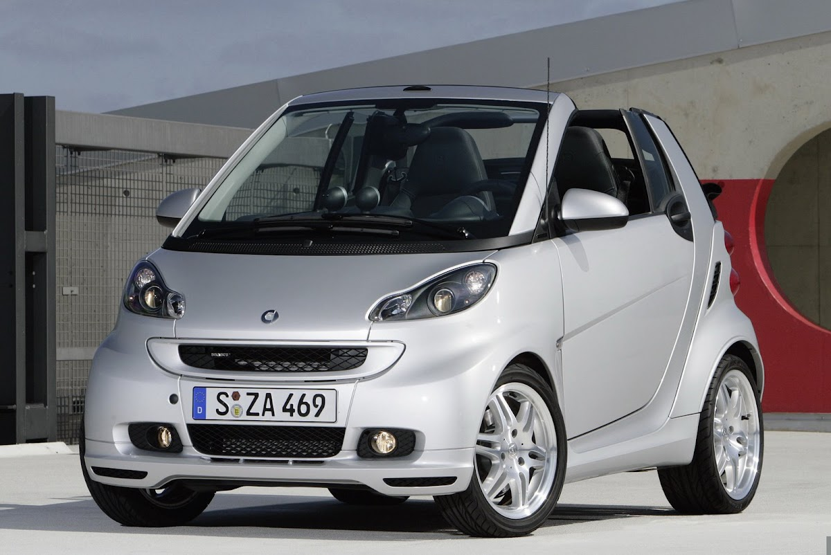 2008 Smart Fortwo Pion Cabriolet Auto Express