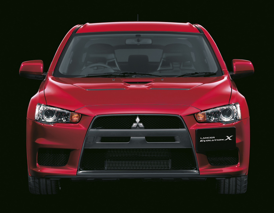Lancer Evolution X: Full