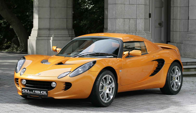 Carscoop MY08 Elise SC 4 2008 Lotus Elise Range Enhanced With 217 Hp Supercharged Elise SC