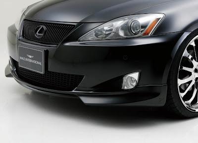 Carscoop WaldLexus IS 3 Lexus IS By Wald International