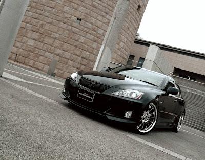 Carscoop WaldLexus IS 4 Lexus IS By Wald International