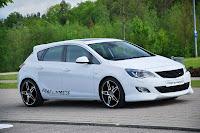 Steinmetz 2010 Opel Astra 6 Steinmetz Spiffs Up New 2010 Opel Astra Photos