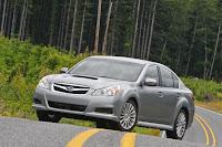 2010 Subaru Legacy Outback 5 Minor Updates for 2011 Subaru Legacy Sedan and Outback Photos