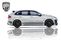 Lumma Design 2011 Porsche Cayenne 2 New 2011 Porsche Cayenne CLR 550 GT by Lumma Design Photos