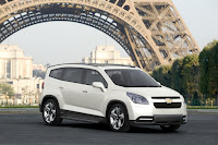 Chevrolet Orlando 18 America Loses out on the New Chevrolet Orlando (but Canada doesnt) Photos