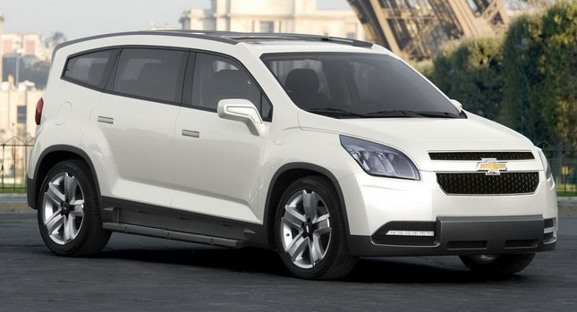 Chevrolet Orlando 001 America Loses out on the New Chevrolet Orlando (but Canada doesnt) Photos