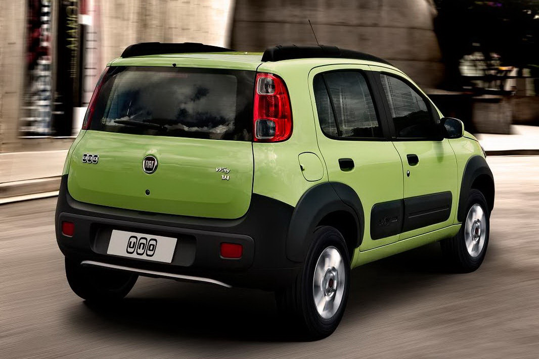 New Fiat Uno Part II: Photo Gallery and Details of Italian ...