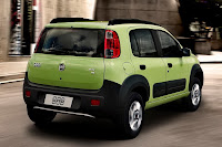 2011 Fiat Uno 6 New Fiat Uno Part II: Photo Gallery and Details of Italian Supermini