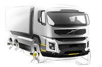 Volvo Truck Design 3 Volvo Trucks New FMX Design photos