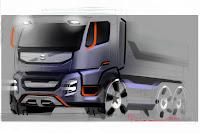 Volvo Truck Design 5 Volvo Trucks New FMX Design photos