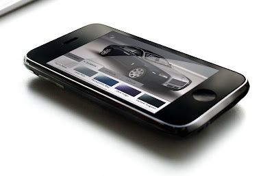 Rolls Royce Ghost App 2 Rolls Royce Releases Ghost App Configurator for iPhone, iPod Touch