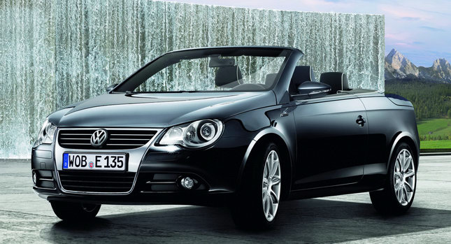VW Eos Exclusive 0 Volkswagen ups the Luxury Ante with New Eos Exclusive Edition