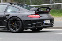 2011 Porsche 911 GT2 RS 10 SPY SHOTS: New Hardcore Porsche 911 GT2 RS Could get 600HP Photos