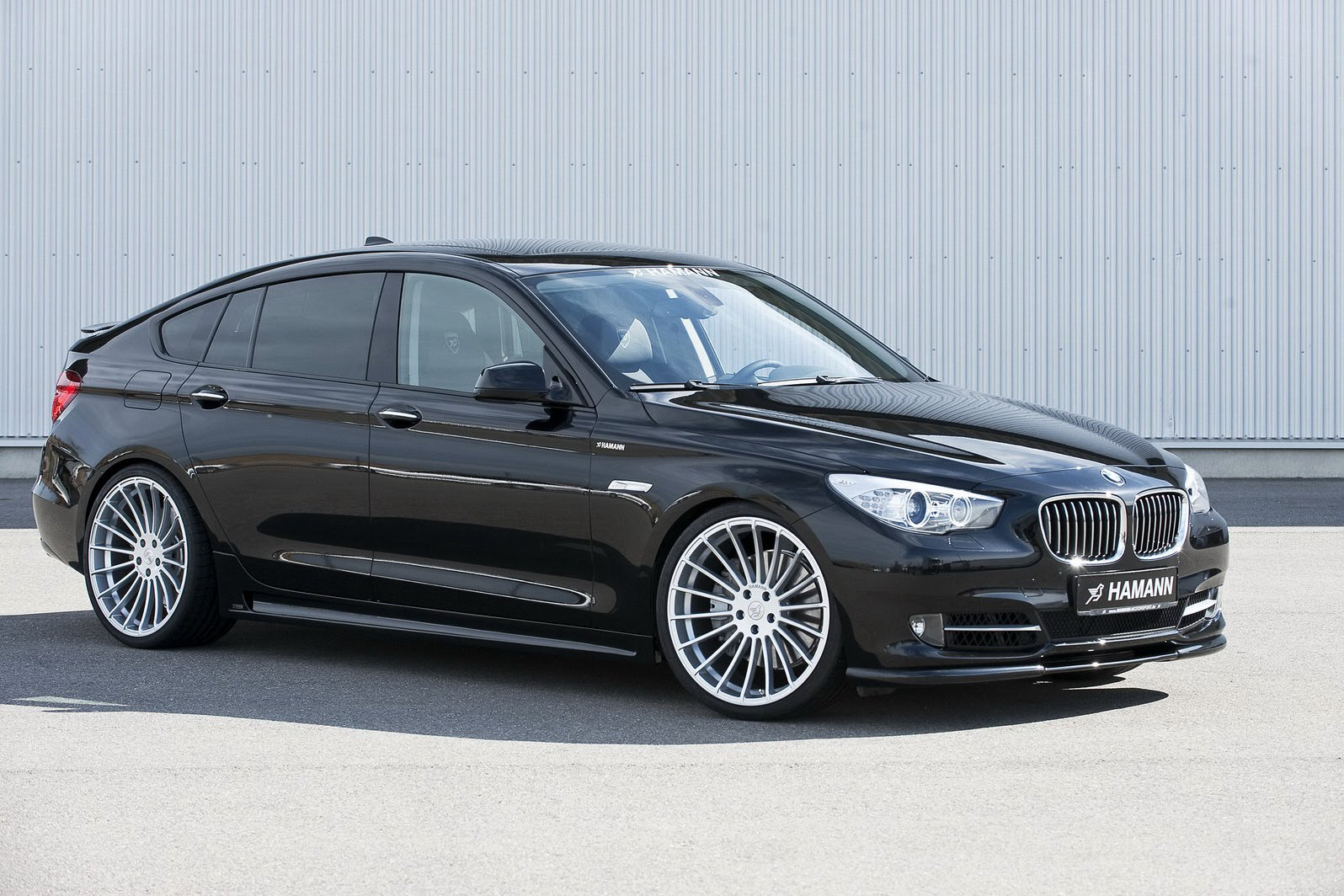 car hamann motorsports reinterprets the bmw 530d gt. Black Bedroom Furniture Sets. Home Design Ideas