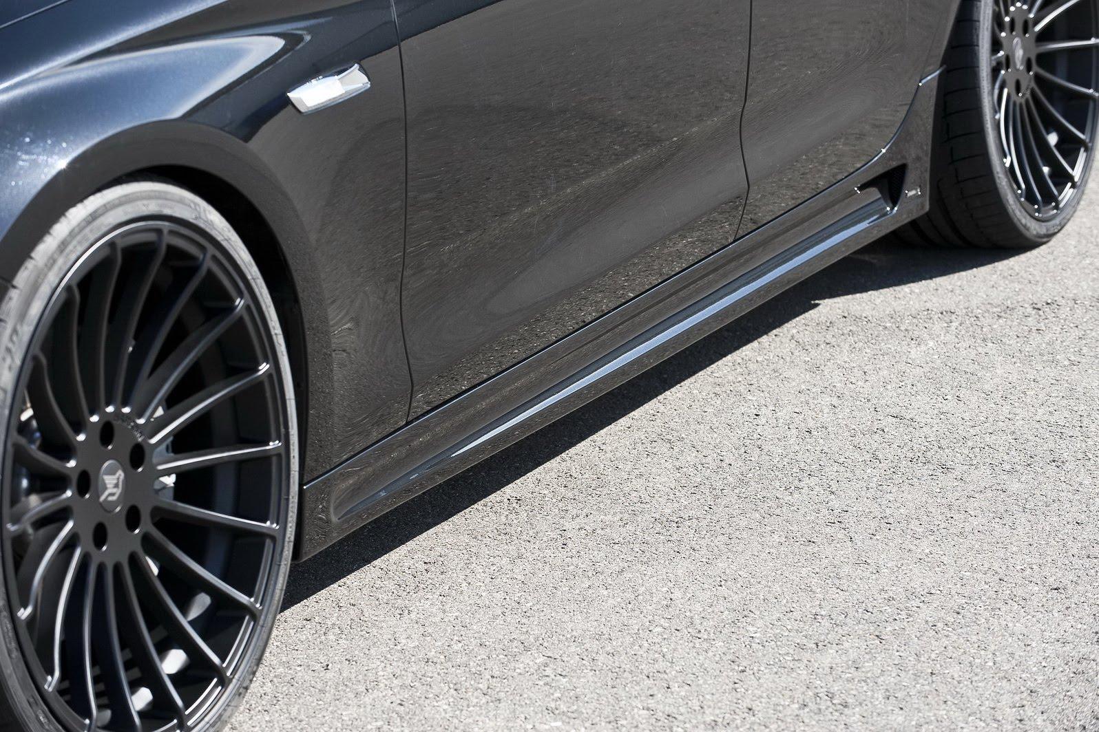 Hamann Motorsports Reinterprets The Bmw 530d Gt