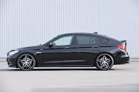 BMW 5 GT Hamann 21 Hamann Motorsports Reinterprets the BMW 530d GT