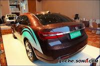 BAIC BE701 2 Chinas Electric Chrysler Sebring: BAIC BE071 Photos
