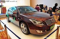 BAIC BE701 3 Chinas Electric Chrysler Sebring: BAIC BE071 Photos