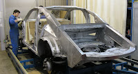Russian Mercury Coupe 02 Stallones Mercury Coupe from Cobra Movie Inspires Porsche Cayenne Based Build in Russia