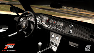 Spyker Forza 3 2 Spyker C8 Laviolette LM85 Available on Forza Motorsport 3 / Xbox 360 Photos