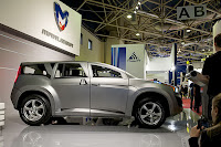 Marussia F2 SUV 8 Marussia F2 Crossover Makes its Debut in Moscow