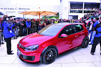 VW Golf GTI Excessive 43 VW Golf GTI Excessive Study Could Spawn Sport Package