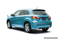 Mitsubishi RVR Crossover photos pics gallery
