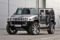 CFC Hummer Crome %282%29 CFC Proves Theres No Limit to Bad Taste with Chromed Out Hummer H2   Photos
