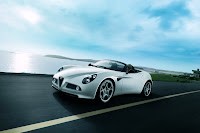 Alfa Romeo 8c Competizione 34 Malignant Rumors Alfa Romeo 4C Coming to Pebble Beach Photos