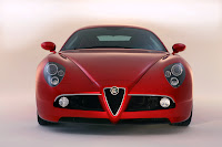 Alfa Romeo 8c Competizione 11 Malignant Rumors Alfa Romeo 4C Coming to Pebble Beach Photos