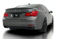 Vorsteiner BMW 7 Series Pack 2 Vorsteiner Does the New BMW 7 Series